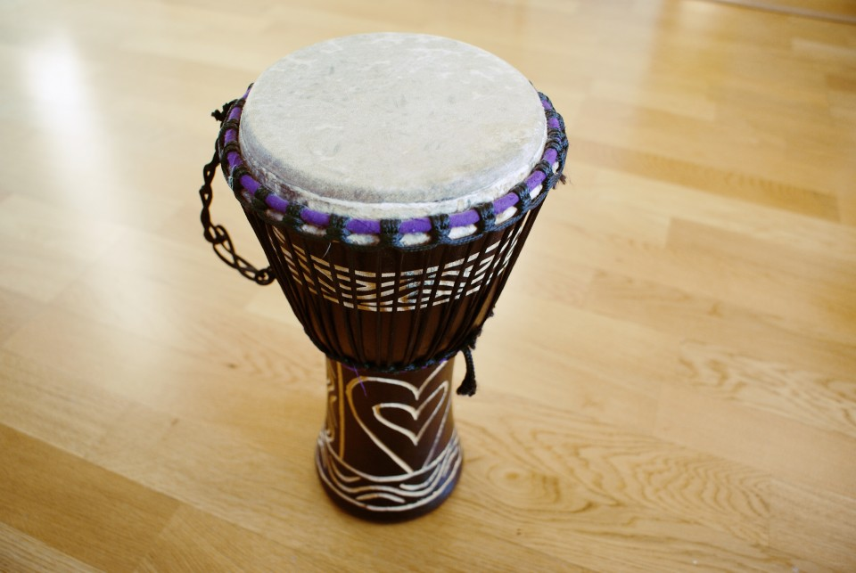 Djembe or Jama Drum - Free on Fonibia