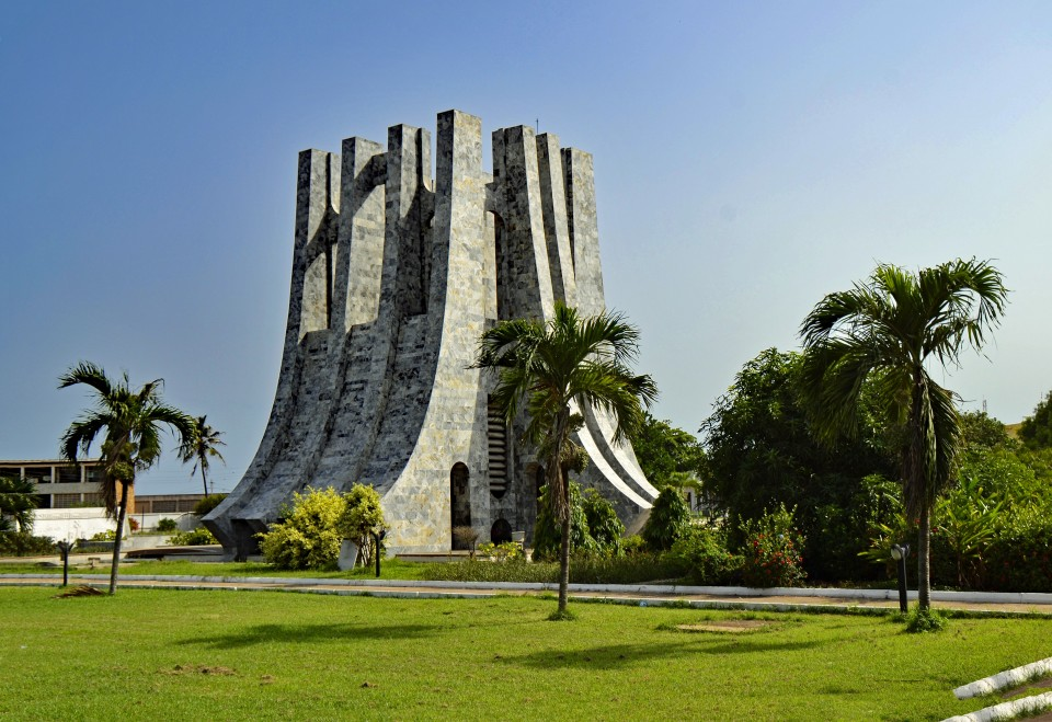 Kwame Nkrumah Mausoleum, Accra - Free Picture on Fonibia